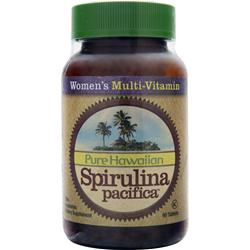 NUTREX HAWAII Spirulina Pacifica - Women's Multi-Vitamin 90 tabs