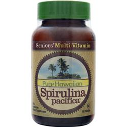 NUTREX HAWAII Spirulina Pacifica - Senior's Multi-Vitamin 90 tabs