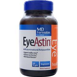 Nutrex Hawaii MD Formulas - EyeAstin 60 vcaps