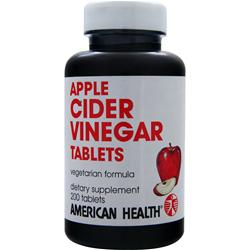 AMERICAN HEALTH Apple Cider Vinegar 200 tabs