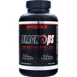 Myogenix Black Ops 120 caps
