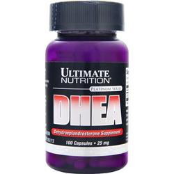 ULTIMATE NUTRITION DHEA (25mg) 100 caps