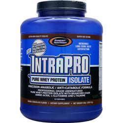 Gaspari Nutrition IntraPro Double Chocolate 5 lbs