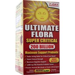 RENEW LIFE Ultimate Flora 200 Billion 7 pckts