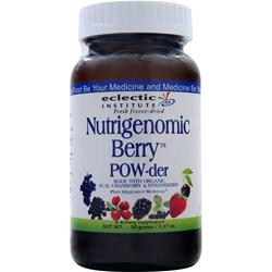 ECLECTIC INSTITUTE Fresh Freeze-Dried Nutrigenomic Berry POW-der 90 gr