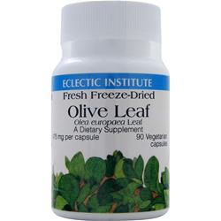 ECLECTIC INSTITUTE Fresh Freeze-Dried Olive Leaf 90 vcaps