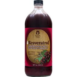 GENESIS TODAY 4Resveratrol Liquid 32 fl.oz
