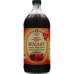 Genesis Today 4Heart Liquid 32 fl.oz