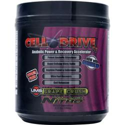 JOHN SCOTT'S NITRO Cell-Drive Grape Crush (Sugar Free) 2.31 lbs