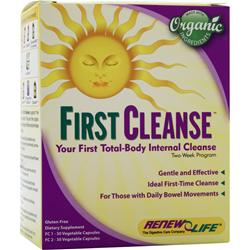 Renew Life First Cleanse 1 unit