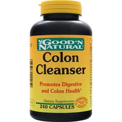 GOOD 'N NATURAL Colon Cleanser 240 caps