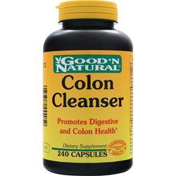 Good 'N Natural Colon Cleanser 240 caps