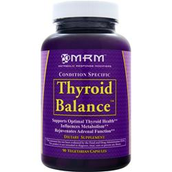 MRM Thyroid Balance 90 vcaps
