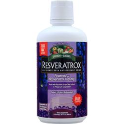 GARDEN GREENS Resveratrox Liquid 32 fl.oz