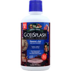 Garden Greens GojiSplash 32 fl.oz