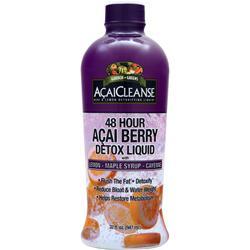 Garden Greens AcaiCleanse - 48 Hour Acai Berry Detox Liquid 32 fl.oz