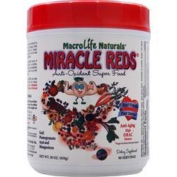 MACROLIFE NATURALS Miracle Reds 30 oz