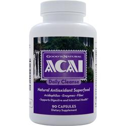 GOOD 'N NATURAL Acai Daily Cleanse 90 caps