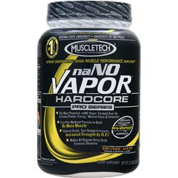 MUSCLETECH naNO Vapor Hardcore Pro Series Powder Orange Haze 2 lbs