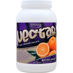 SYNTRAX Nectar Whey Protein Isolate - Natural Orange 2.15 lbs