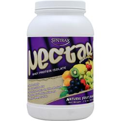 SYNTRAX Nectar Whey Protein Isolate - Natural Fruit Punch 2.16 lbs