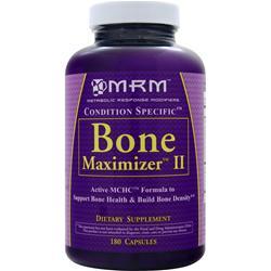 MRM Bone Maximizer II 180 caps