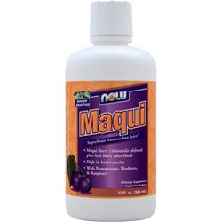 Now Maqui SuperFruit Antioxidant Juice 32 fl.oz