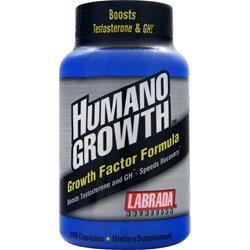 LABRADA Humano Growth 120 caps