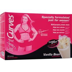 Bodywell Tight Curves Vanilla Bean = 30 pckts