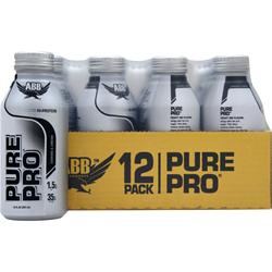 American Bodybuilding Pure Pro Shake RTD Cookies & Cream BEST BY 2/5/18 12 cans