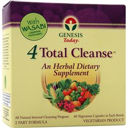 Genesis Today 4Total Cleanse 1 kit