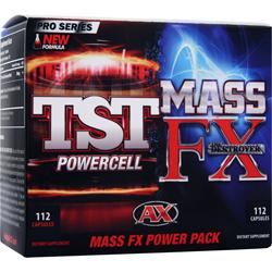 ATHLETIC XTREME TST Powercell - Mass FX The Destroyer 224 caps