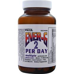 VITOL Ener-G 2 Per Day Multiple 60 tabs