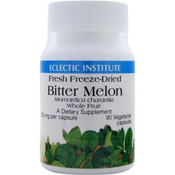ECLECTIC INSTITUTE Fresh Freeze-Dried Bitter Melon 90 vcaps