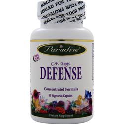 PARADISE HERBS C.F. Bugs Defense 60 vcaps