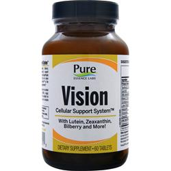 PURE ESSENCE LABS Vision 60 tabs