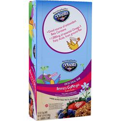 ODWALLA Original Bar Berries GoMega 15 bars
