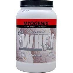 Myogenix Myo-Whey Deluxe Creamy Vanilla 2 lbs