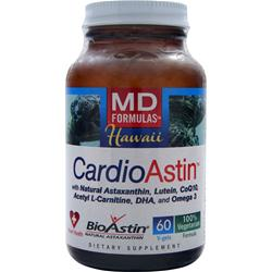 NUTREX HAWAII MD Formulas - CardioAstin 60 vcaps