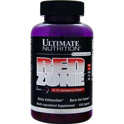 Ultimate Nutrition Red Zone 120 cplts