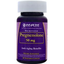 MRM Pregnenolone (50mg) 60 vcaps