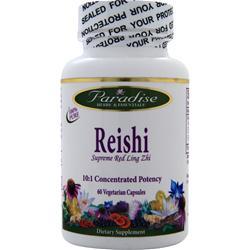 Paradise Herbs Reishi 60 vcaps