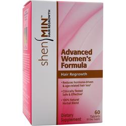 NATROL Hair Nutrient Advanced Women's Formula 60 tabs