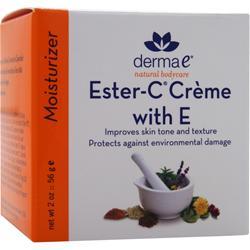 Derma-E Ester-C Creme with E 2 oz