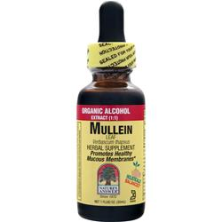 NATURE'S ANSWER Mullein Leaf (liquid) 1 fl.oz