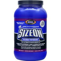 GASPARI NUTRITION SizeOn Maximum Performance Grape Cooler 3.49 lbs