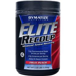 Dymatize Nutrition Elite Recoup Fruit Punch 2.28 lbs