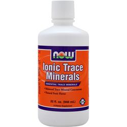 NOW Ionic Trace Minerals 32 fl.oz
