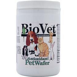 BIOTEC FOODS BioVet International - Pet Antioxidant Wafers 180 wafrs