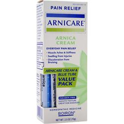 Boiron Pain Relief - Arnicare Arnica Cream Value Pack 2.5 oz